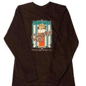 Cinnsation Ale Brown Long-Sleeved Shirt