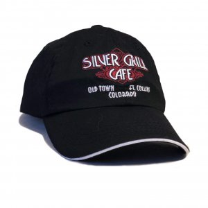 Silver Grill Baseball Cap