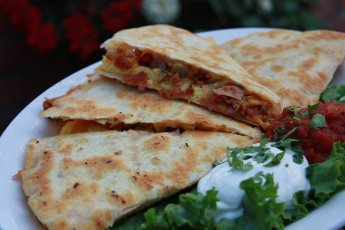 Meat Quesadilla