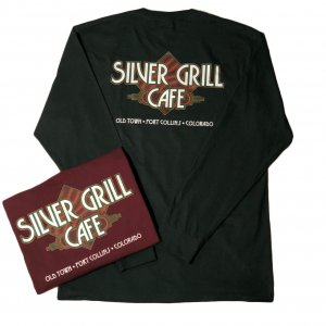 Silver Grill Long-Sleeved Shirt