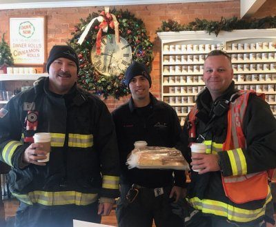 PFA firefighters 11-26-19 huge snowstorm