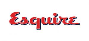 esquire red transparent