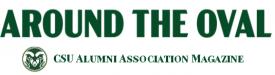 Around the Oval with CSU logo1