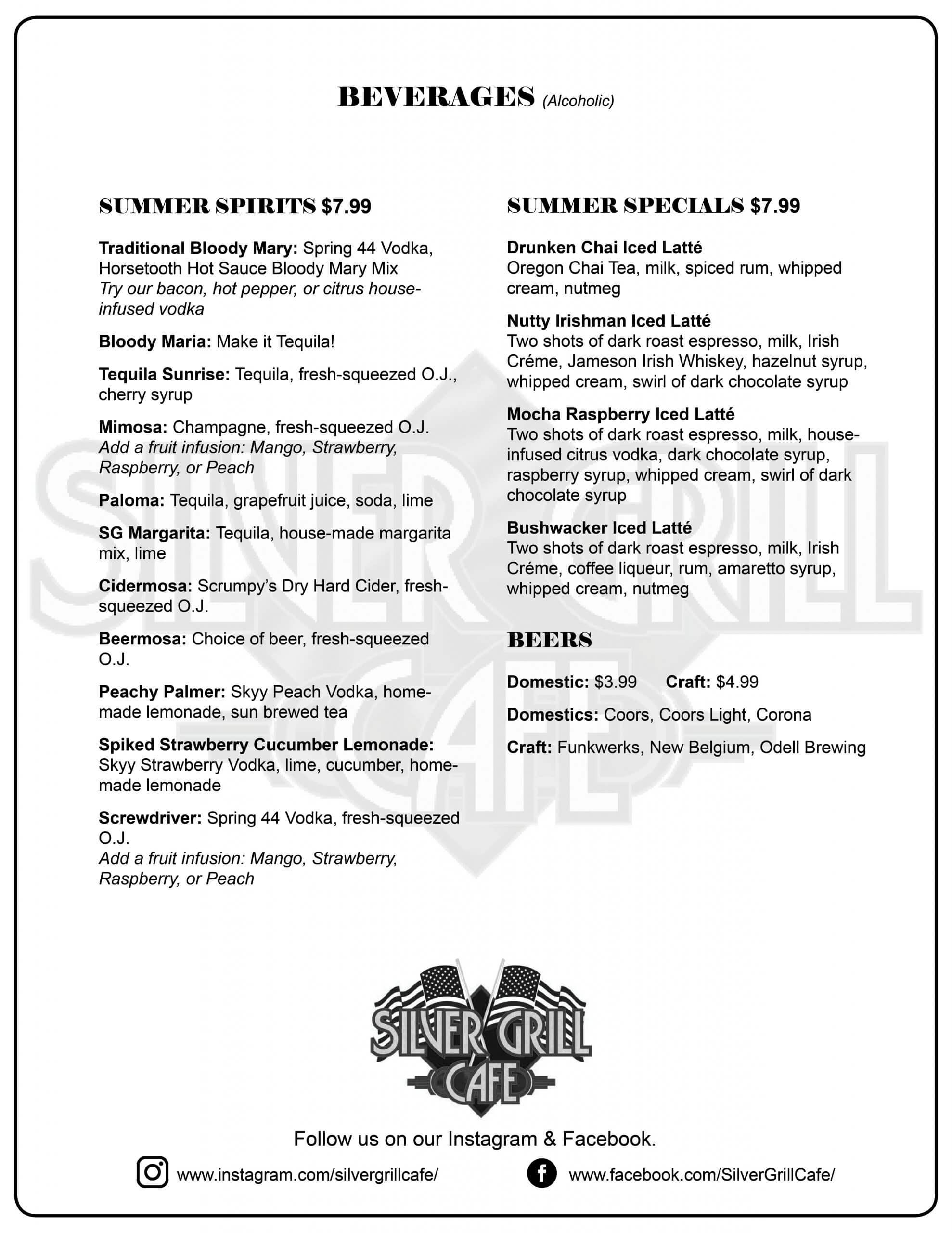 FULL MENU JUNE 2021 Update Page 4